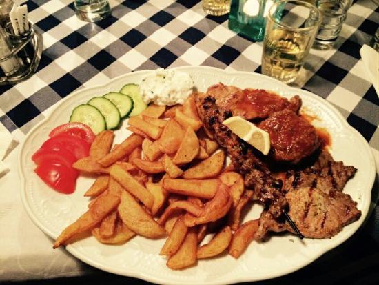 grekisk mat helsingborg
