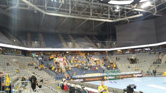 sap arena picture of sap arena mannheim tripadvisor. Black Bedroom Furniture Sets. Home Design Ideas