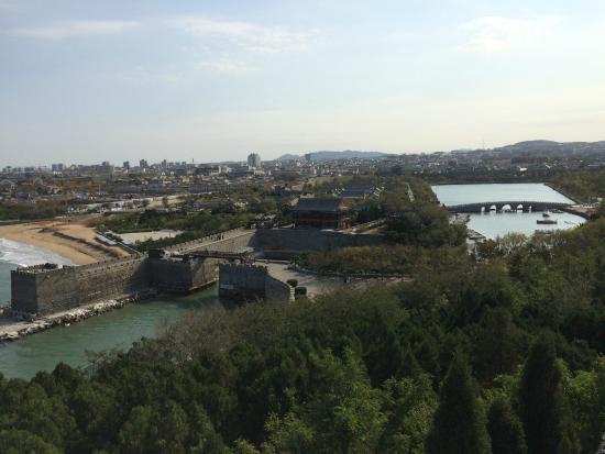 Dengzhou Ancient City : Sunny day