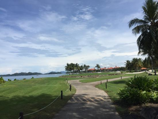 Sutera Harbour Golf & Country Club: Beautiful View 3