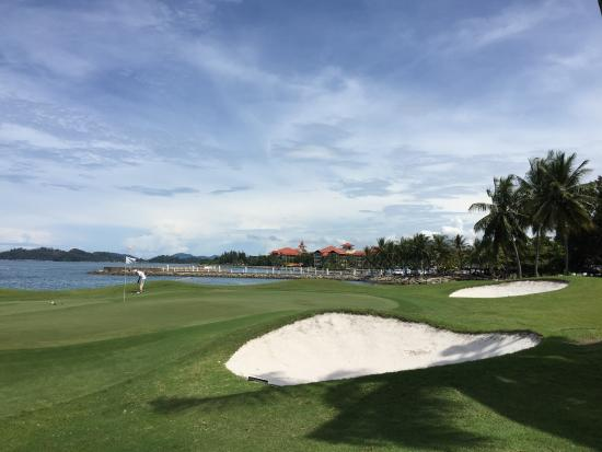Sutera Harbour Golf & Country Club: Beautiful View 1