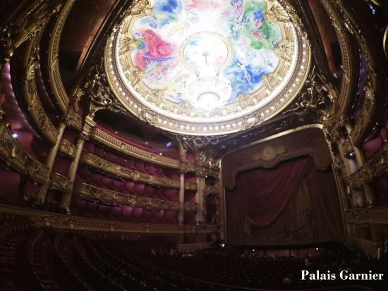 Paris, France: Look at the drawings above..loook like some kids drawing, but it's so beautiful