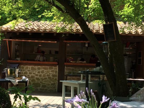 Le jardin de l 39 ev que photo de le jardin de l 39 ev que for Le jardin carcassonne