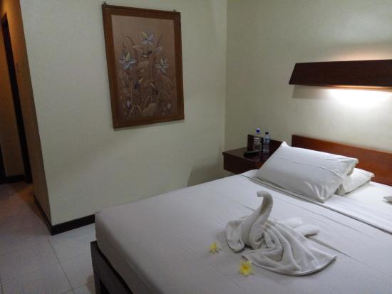 Paradiso Beach Inn: A deluxe room