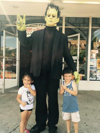 House of Frankenstein Wax Museum: Frankenstein