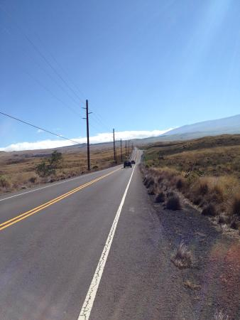 Mamalahoa Highway: 広大な景色
