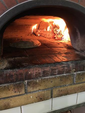 Marvejols, Francia: P'tit Loup Pizza