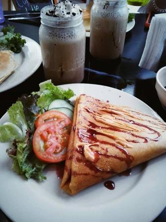 Cafeteria Dulces Crepas