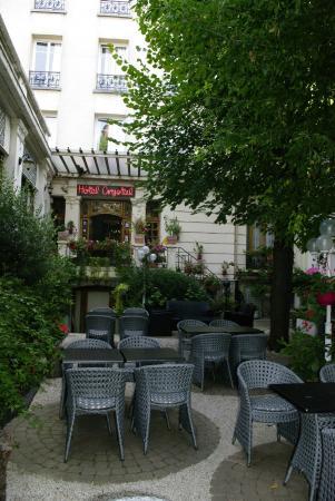 Hotel Restaurant Place D Erlon Reims