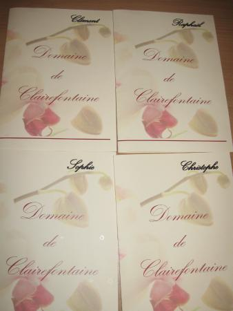 Domaine De Clairefontaine : 3