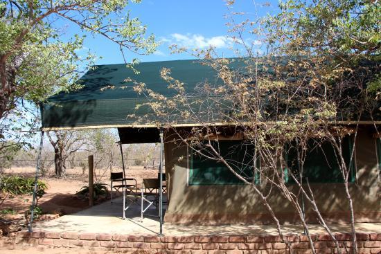 Tshukudu Marula Camp: Safari Tent