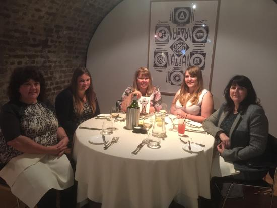 The Vaults at the RSA : Private dining at RSA