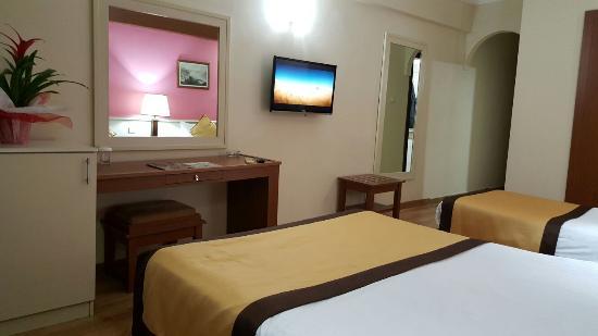 Hotel Hamidiye: Room