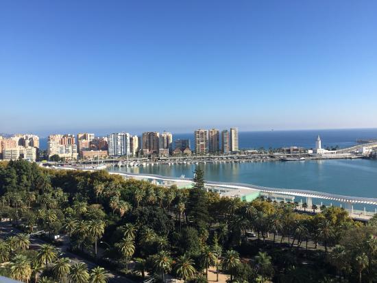 hotel ac malaga: