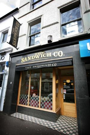 ‪The Sandwich Co‬