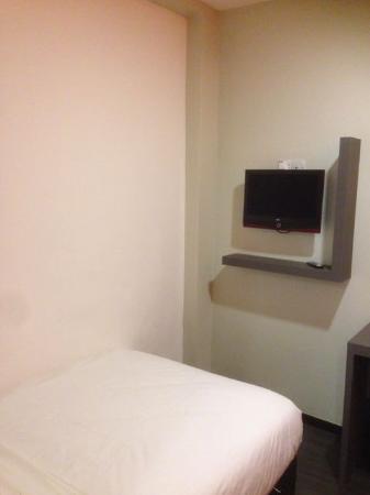 Ku Inn Hotel: Bed