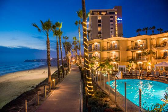 pacific terrace hotel - San Diego Luxury Hotels And Resorts