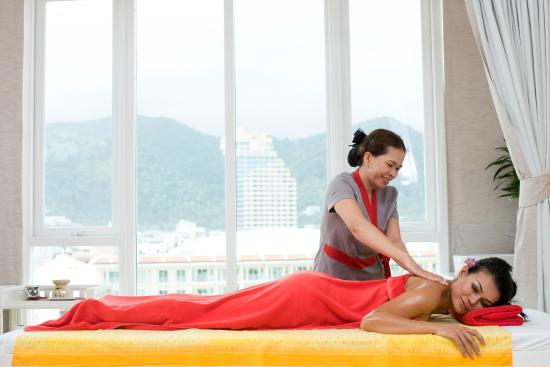Sleep With Me Hotel: Massage