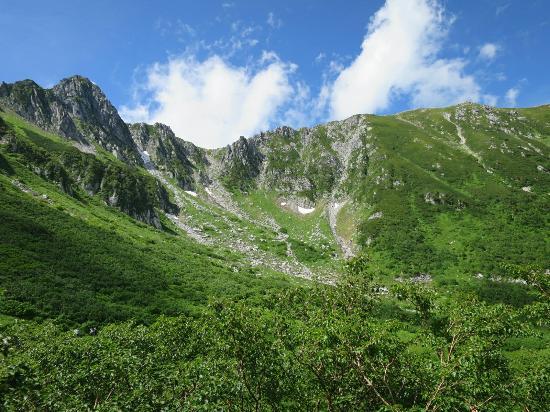 Mt. Kiso Komagatake