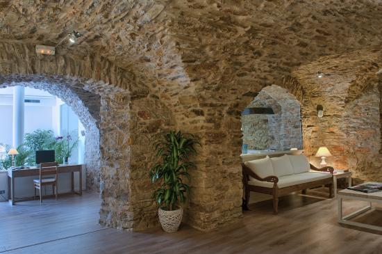 Hotel El Petit Convent: Lobby