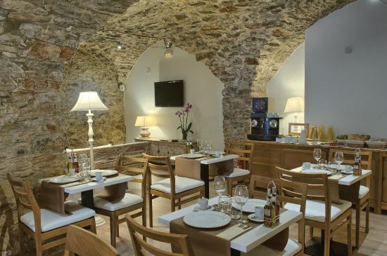 Hotel El Petit Convent: Sala de desayunos. Breakfast