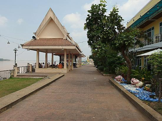 Baan Mae Rim Nan : Zimmeraussicht