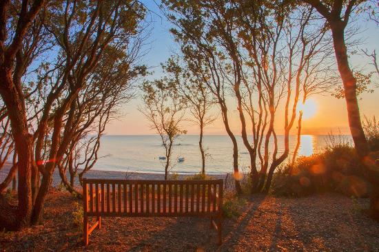Bagheera Naturist Holiday Resort Lever De Soleil Sur