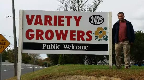 Neptune, NJ: Lovely flowers at variety growers
