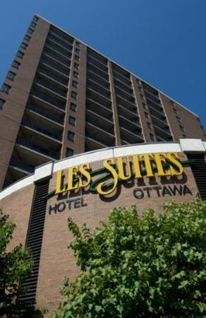 Les Suites Hotel Ottawa: Ottawa's Suite Hotel