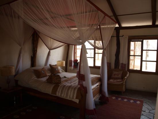 Mara Bush Houses, Asilia Africa: Habitaciones amplias y comodas