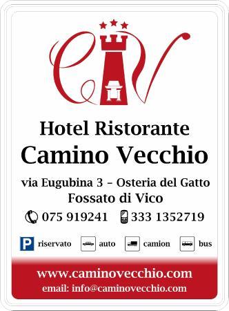 Fossato di Vico, إيطاليا: logo e info
