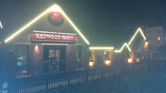 Redwood Farm, Dining & Carvery