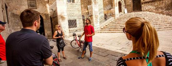 ‪Bike Tours Barcelona - Barcelona By Bicycle‬