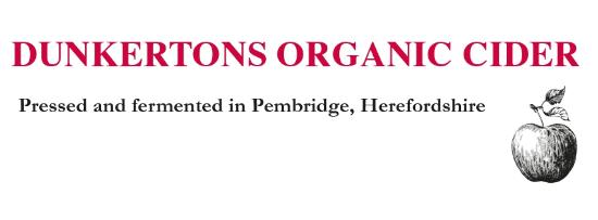 Pembridge, UK: Dunkertons Organic Cider