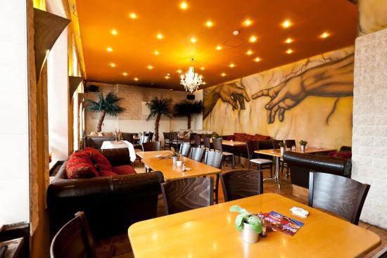 Glashaus Picture Of Foster S Garden Das Steak Haus Kassel