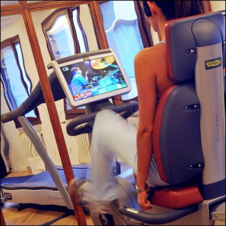 Hotel Flora: Gym