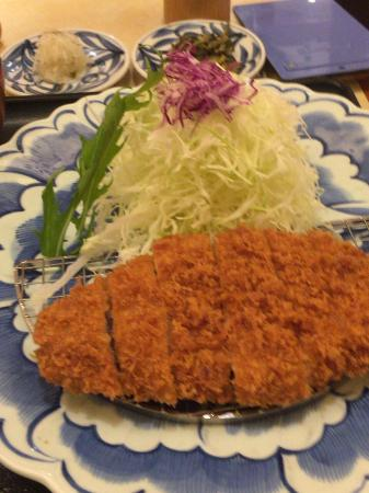 Tonkatsu Katsu Ki Nara Gakuen-Mae