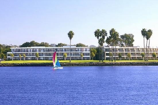 The Dana on Mission Bay, BW Premier Collection: Water's Edge Exterior