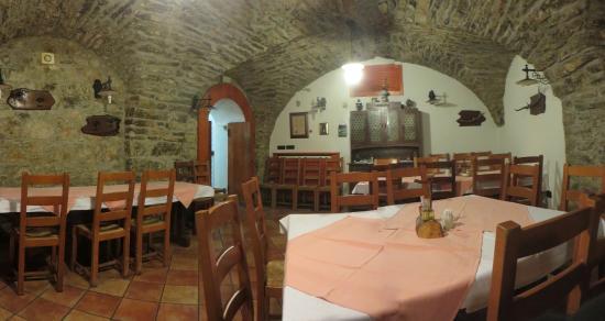 Fuzine, Hrvatska: Nice ambient in restoran