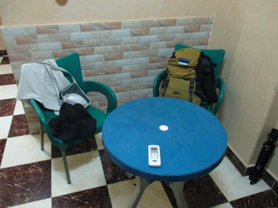Yaseen Hotel: Room view 1