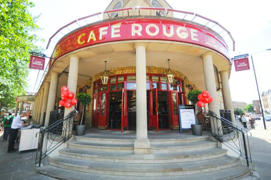 ‪Cafe Rouge - Greenwich‬