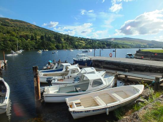 Loch Tay Boating Centre