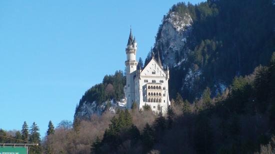 Hohenschwangau, Tyskland: Сказочный замок