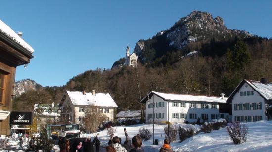 Slottet Neuschwanstein: Окрестности замка