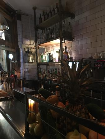 Porteño Cocktail Bar
