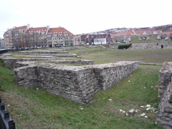 Óbuda: римские останки