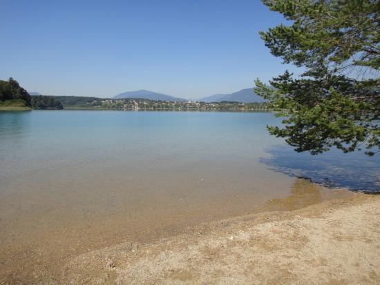 Finkenstein am Faaker See, Österrike: prachtige omgeving