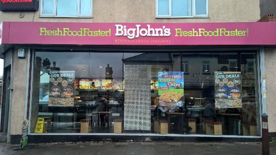 Big John's Soho Road