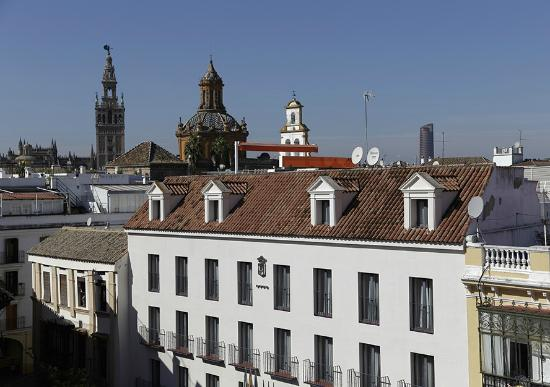 Photo of Hotel Rey Alfonso X Seville