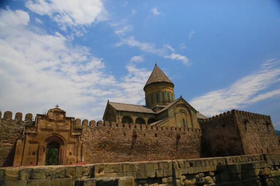 The City-Museum Reserve of Mtskheta